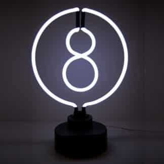 8 BALL NEON SCULPTURE – 48BALL | moneymachines.com