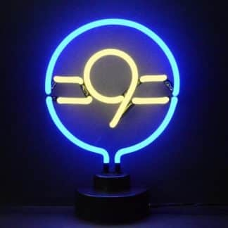 9 BALL NEON SCULPTURE – 49BALL | moneymachines.com