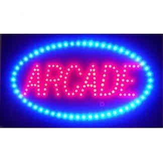 ARCADE LED SIGN – 5ARLED | moneymachines.com