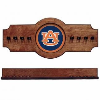 Auburn 2-Piece Cue Rack Pecan | Moneymachines.com