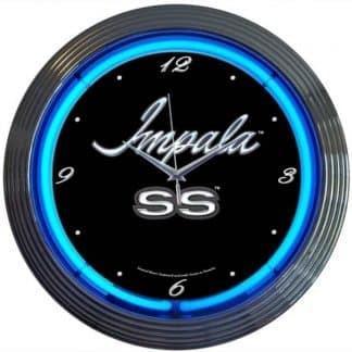 AUTO – GM – IMPALA NEON CLOCK – 8IMPAL | moneymachines.com