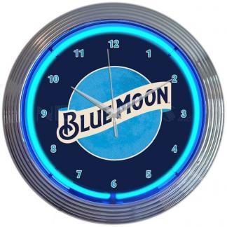 Beer And Beverage Neon Wall Clocks | moneymachines.com