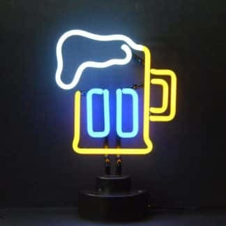 BEER MUG NEON SCULPTURE – 4BEERM | moneymachines.com