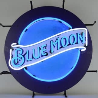 BLUE MOON BEER NEON SIGN – 5MCBLM | moneymachines.com