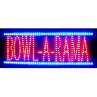 BOWL-A-RAMA LED SIGN – 5RAMALED | moneymachines.com