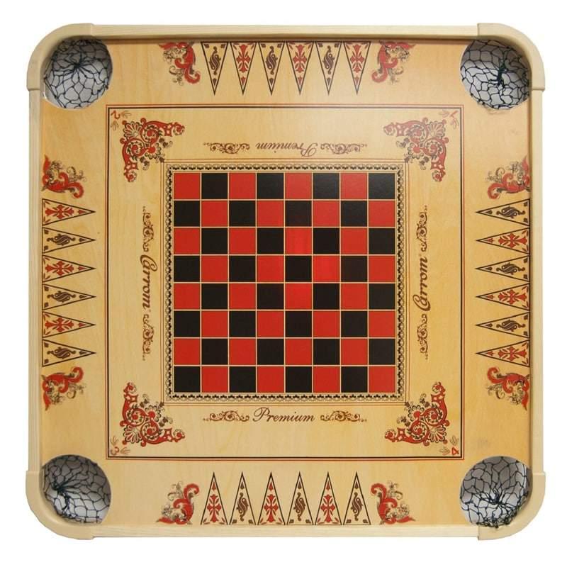 Carrom® Game Board - Classic Game | moneymachines.com