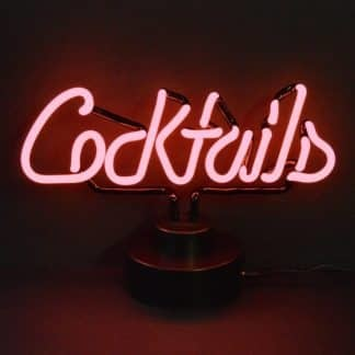 COCKTAILS NEON SCULPTURE – 4COCKT | moneymachines.com