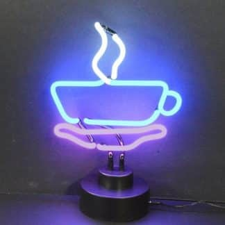 COFFEE CUP NEON SCULPTURE – 4COFFE | moneymachines.com