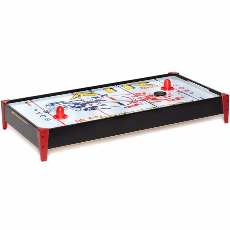Face-Off Table Top Hockey - Blue | moneymachines.com