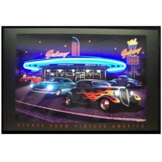 GALAXY DINER NEON/LED Picture – 3GALNL | moneymachines.com