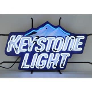KEYSTONE LIGHT NEON SIGN – 5MCKYL   moneymachines.com