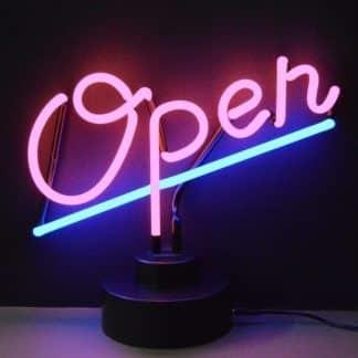 OPEN NEON SCULPTURE – 4OPENX   moneymachines.com