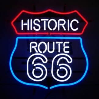 ROUTE 66 NEON SIGN – 5RT66N | moneymachines.com