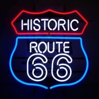 ROUTE 66 NEON SIGN – 5RT66N | moneymachines.com