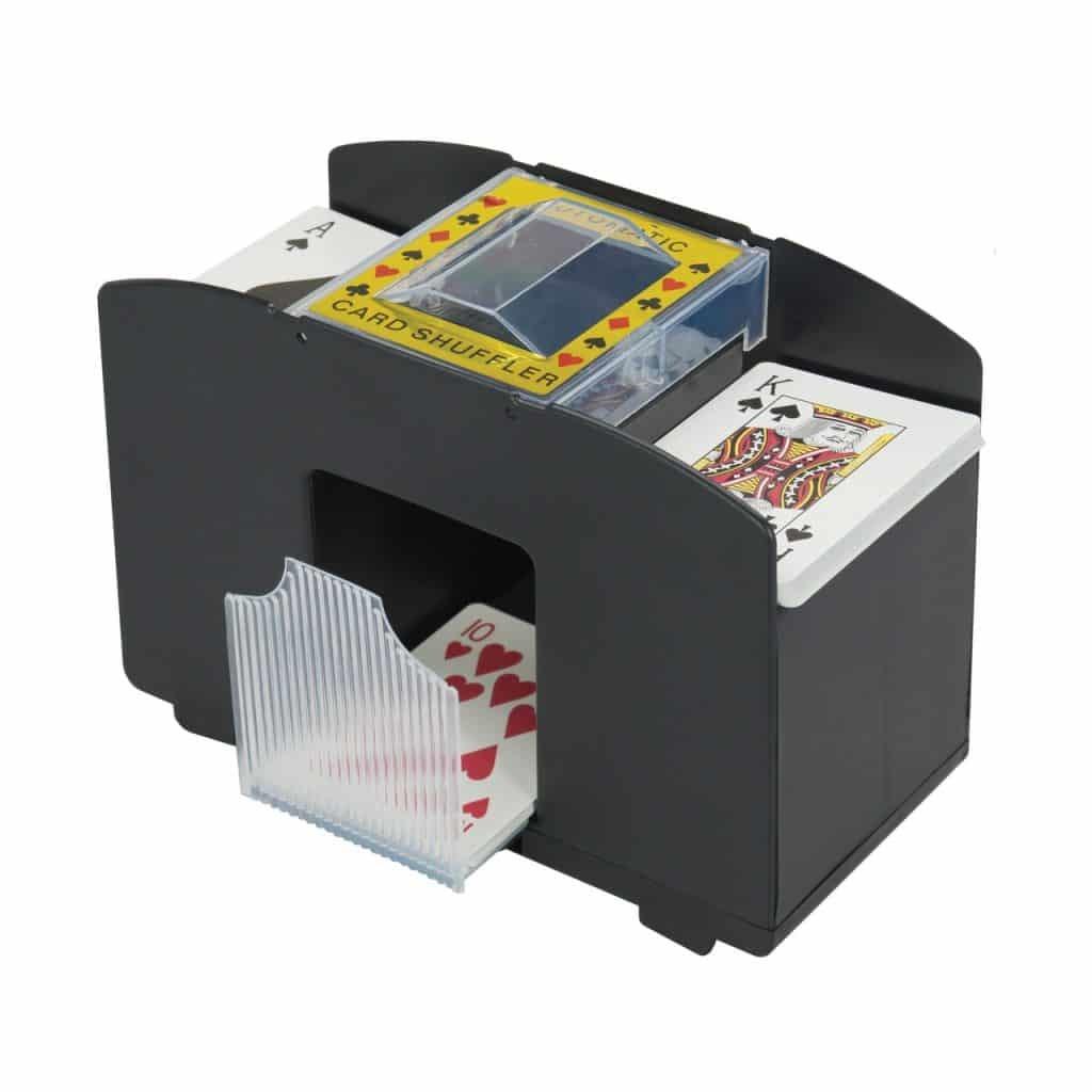 Automatic Card Shuffler | moneymachines.com