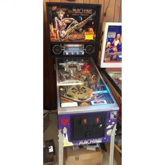 Used Williams Bride Of Pinbot Pinball Machine | moneymachines.com