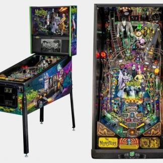 Stern The Munsters Pro Pinball Game Machine | moneymachines.com