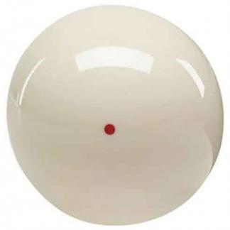 "Aramith Belgian 2-1/4"" Red Dot Cue Ball - RSCB | moneymachines.com"