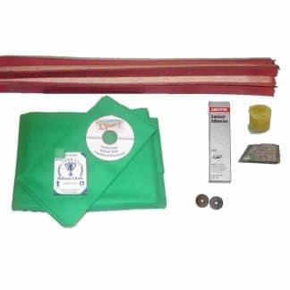 Simonis 760 Cloth Pool Table Recovering Felting Kit | moneymachines.com