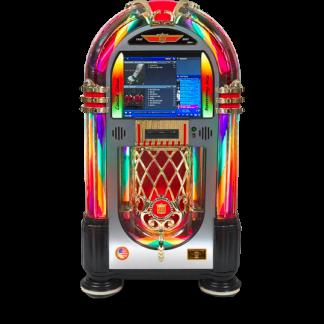 Rock-Ola Bubbler Digital Music Center - 90th Anniversary Jukebox   moneymachines.com