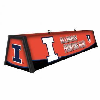 "Illinois Fighting Illini College 44"" Victory Game Table Lamp | moneymachines.com"