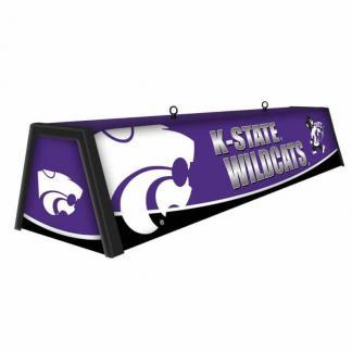 """Kansas State Wildcats College 44"""" Victory Game Table Lamp 