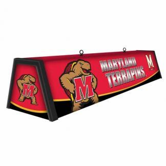 """Maryland Terrapins College 44"""" Victory Game Table Lamp 