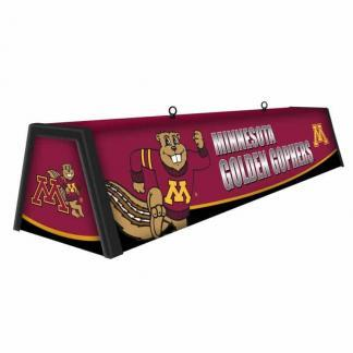 """Minnesota Golden Gophers College 44"""" Victory Game Table Lamp 