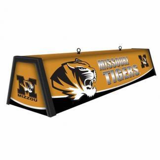 "Mizzou Tigers College 44"" Victory Game Table Lamp   moneymachines.com"