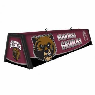"Montana Grizzlies College 44"" Victory Game Table Lamp   moneymachine.com"