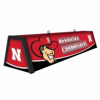 "Nebraska Corn Huskers College 44"" Victory Game Table Lamp | moneymachines.com"