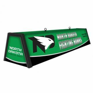 "North Dakota Fighting Hawks College 44"" Victory Game Table Lamp 