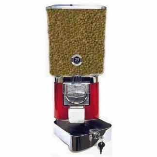 Deluxe Animal Feed 25 Cent Vending Machine   moneymachines.com