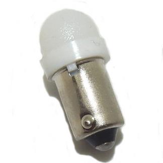 #44/#47 Bayonet Base Clear/Cool White Ablaze LED Lamp | moneymachines.com