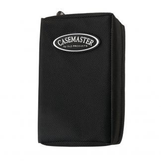 Case Master Elite Jr Black Nylon 2 Set Dart Case | 36-0901-01 | moneymachines.com