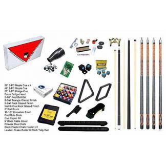 Elite Billiard Pool Table Accessory Kit | moneymachines.com