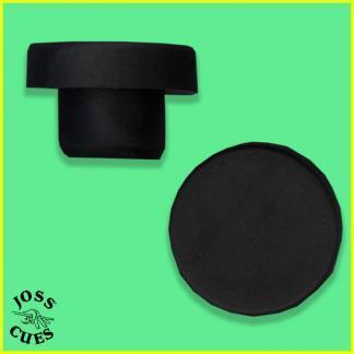 Joss Billiard Cue New Style Plug Push In Rubber Bumper | moneymachines.com