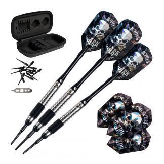 Viper Desperado Tungsten Iron Cross Soft Tip Darts | moneymachines.com