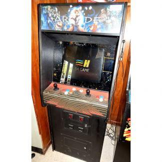 Multicade 960 Game Upright Video Arcade Game Machine | moneymachines.com