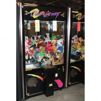 Used Smart Skill Claw Crane Arcade Game Machine | moneymachines.com